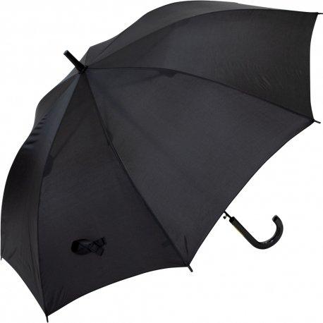 58cm 子供傘 グラス骨 ブラック