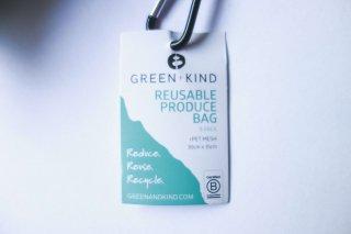 【Green+Kind】プロデュースバッグ
