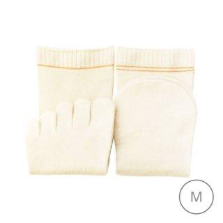 冷えとり靴下 内絹外ウールインナー靴下重ね履きセット