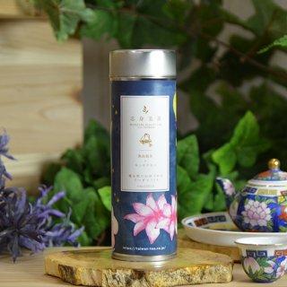 芯身美茶-缶(10パック)-ぐっすりTEA-【黒烏龍茶×キンモクセイ】