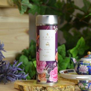 芯身美茶-缶(10パック)-美肌美人 TEA-【東方美人茶×薔薇】