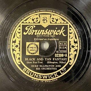 デューク・エリントン(p) : 黒と茶の幻想/ブラックビューティー