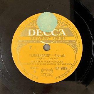 ヴィルヘルム・フルトヴェングラー(cond) : ローエングリンより「前奏曲」(ワーグナー)