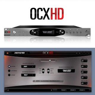 OCX HD 768 kHz HD Master Clock