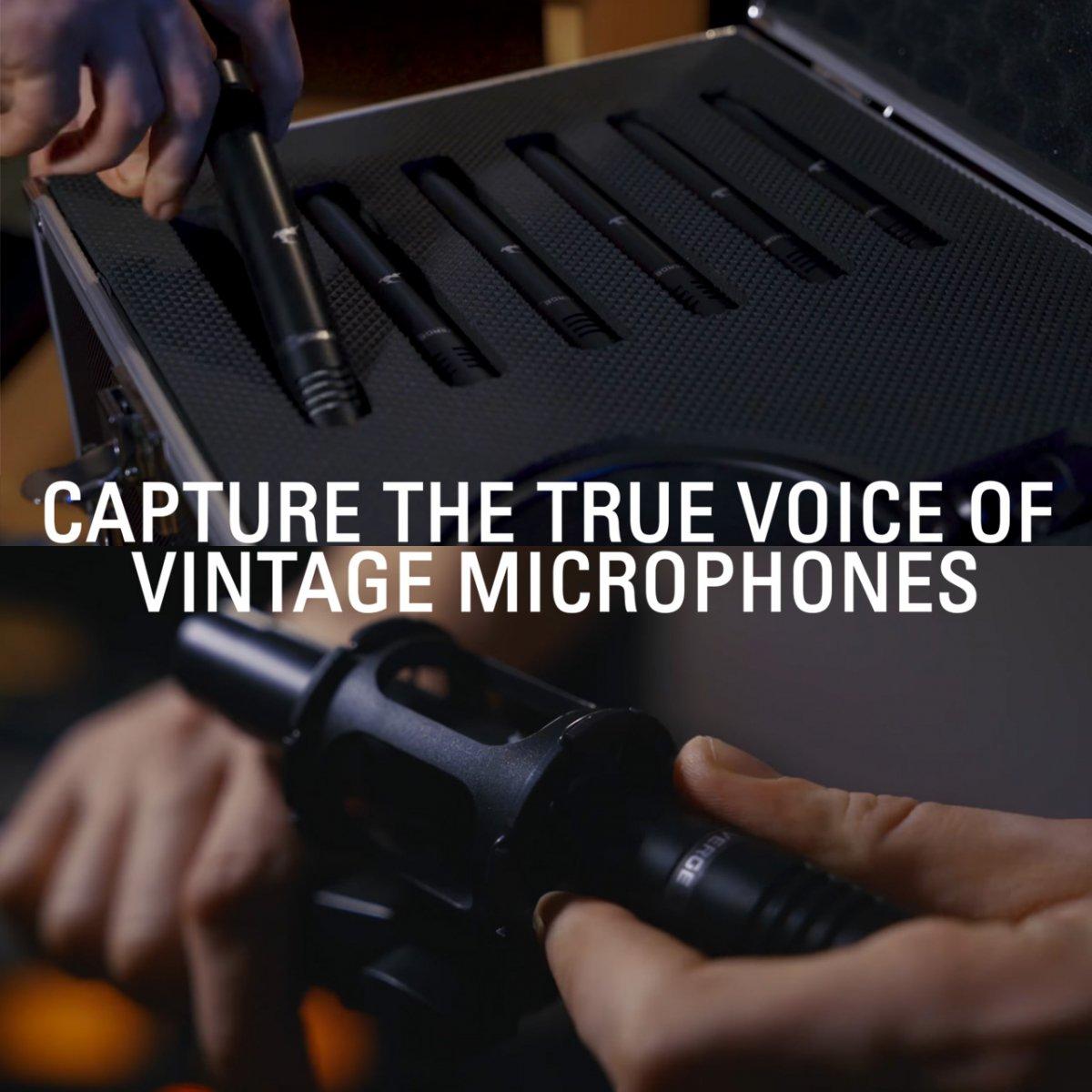 【超お得! 価値あり! スペシャル バンドル】 Antelope Audio Verge スモールダイアフラム モデリング マイク アンテロープ オーディオ