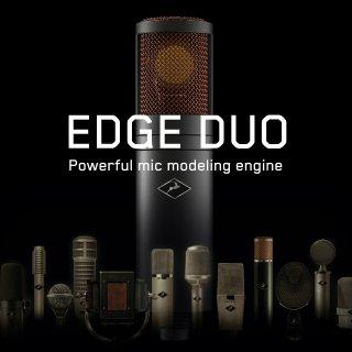 【在庫あり! 】Antelope Audio EDGE DUO ラージダイアフラム コンデンサー マイクロフォン