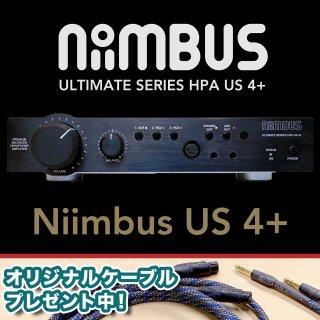 【3月はハンドメイドケーブル プレゼント! 】 Niimbus US4+
