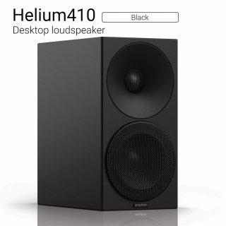 Helium410 (Black) Desktop loudspeaker【ペア】