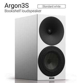Argon3S (Standard white) Bookshelf loudspeaker【ペア】