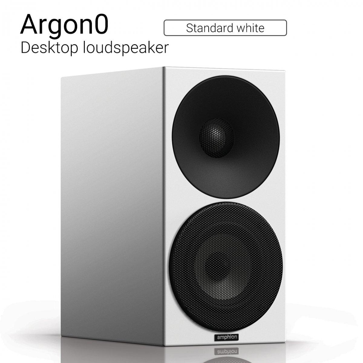 Amphion Argon0 Standard white