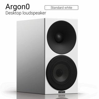 Argon0 (Standard white) Bookshelf loudspeaker【ペア】