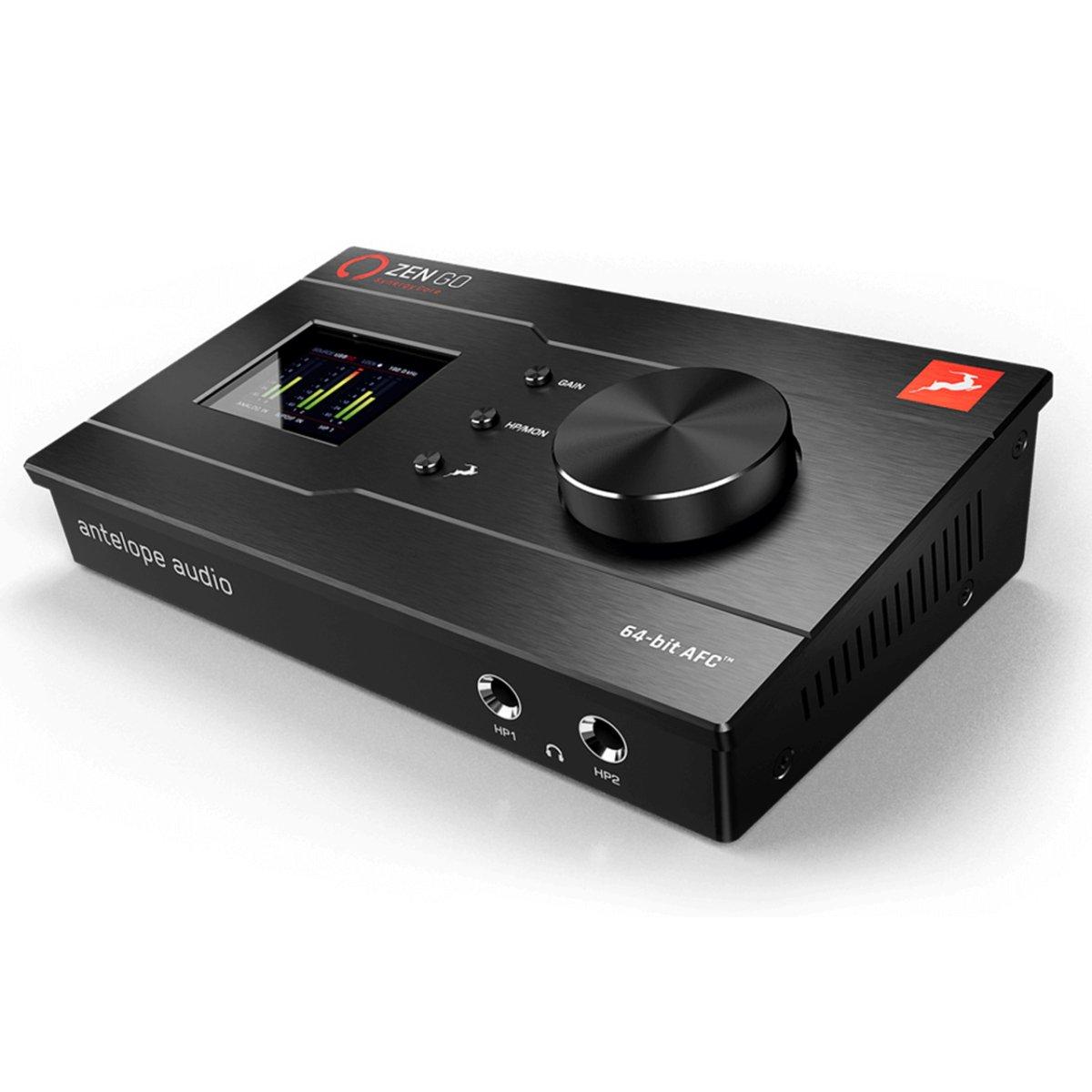 【USB-Cケーブル1本で Antelope クオリティを!】Zen Go Synergy Core