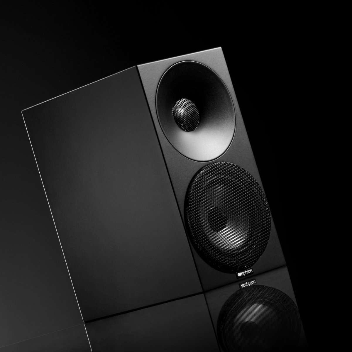 Argon0 (Black) Bookshelf loudspeaker【ペア】