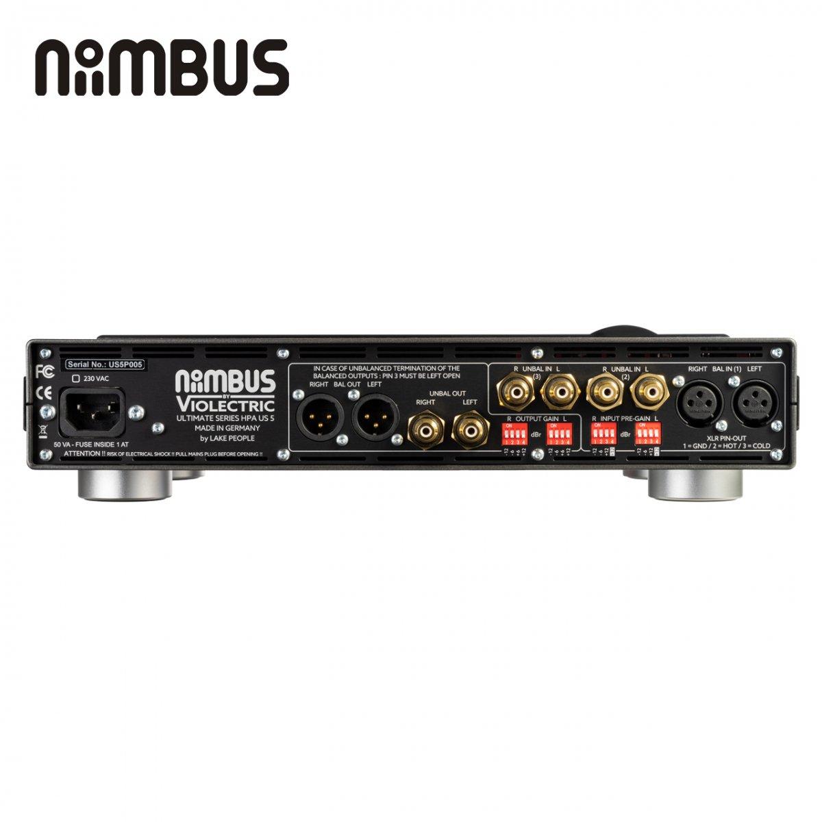 【発表されたばかりの最新モデル! 】Niimbus US 5 PRO