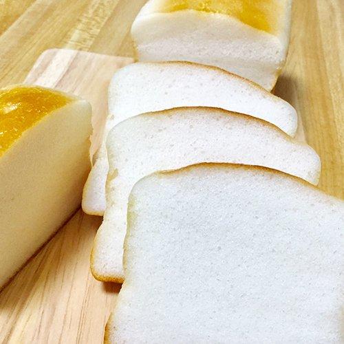 もっちり米粉100%のミニ食パン(グルテンフリー)商品画像