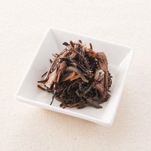 にんじんの甘みが広がる長ひじきの煮物(50g)商品画像