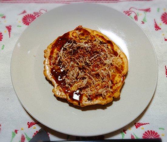 玄米粉のお好み焼き豚玉(関西風)商品画像