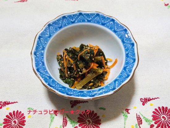 春菊の胡麻酢和え商品画像