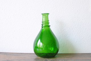 【太田潤】首巻瓶 グリーン