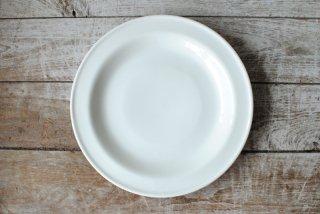 【大日窯】7.8寸リム皿(もやいオリジナル)