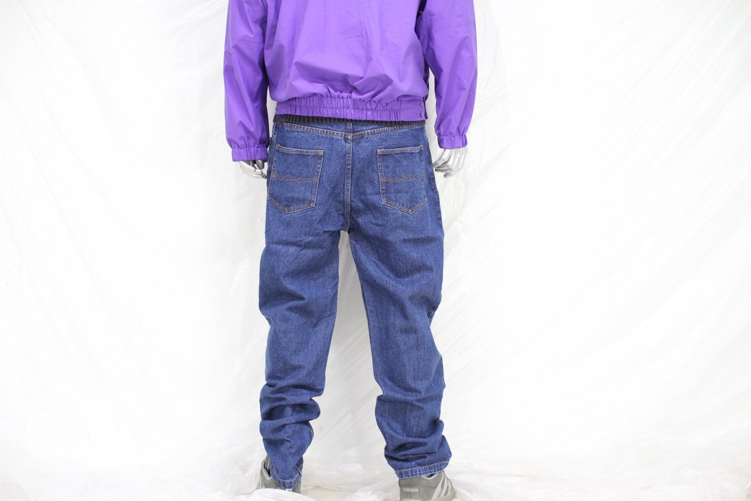 BOLT DENIM PANTS RELAX FIT