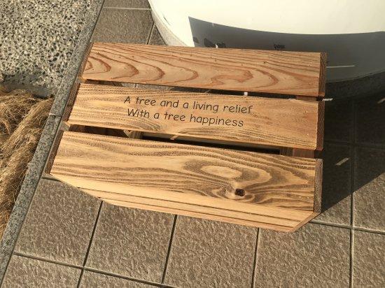 木製ボックス(ブラウン)【画像3】