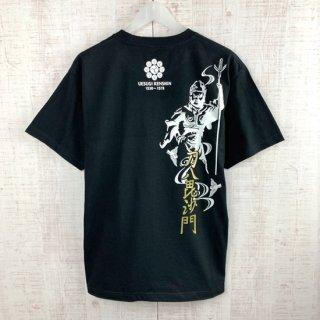 戦国武将Tシャツ第2弾_上杉謙信