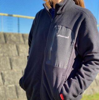 【オーナー様用】フリースジャケット(ブラック/ネイビー)
