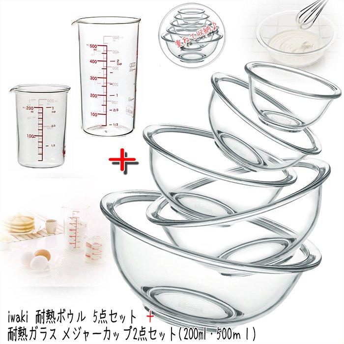 耐熱 ガラス iwaki