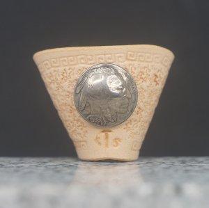 タイストラップ real coin インディアン ナチュラル 3点セット価格