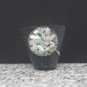 タイストラップ レジン 妖精 黒 3点セット価格