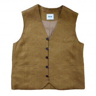 <img class='new_mark_img1' src='https://img.shop-pro.jp/img/new/icons58.gif' style='border:none;display:inline;margin:0px;padding:0px;width:auto;' />linen vest
