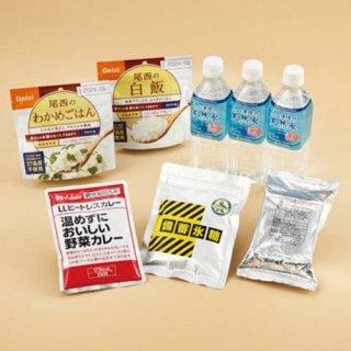 非常食アレルギー対応製品1日セット−2(6セット入)