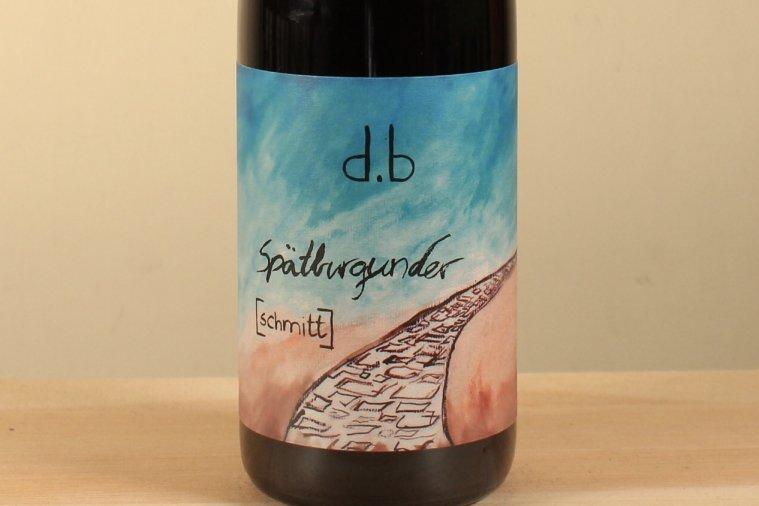 Spatburgunder Natur 2018 Okologisches Weingut Schmitt / シュペート・ブルグンダー 2018シュミット