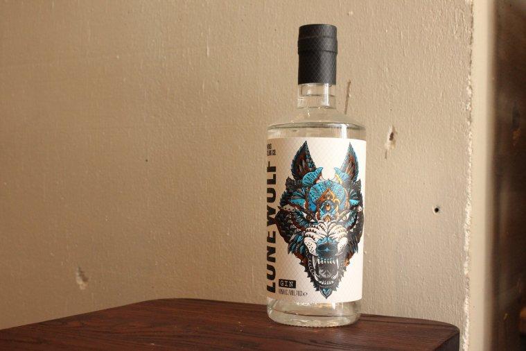 ローンウルフ ジン Lonewolf Gin40% 700ml