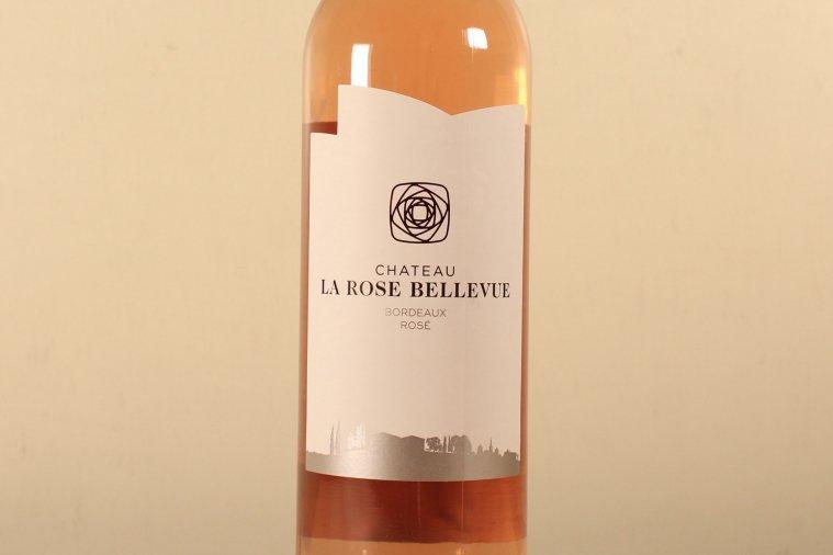 Château La Rose Bellevue Rosé シャトー・ラ・ローズ・ベルヴュ・ロゼ2019