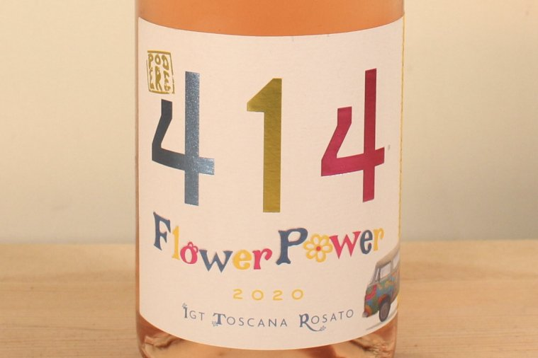 IGT Toscana Rosato - Flower Power 2019 トスカーナ ロザート フラワー・パワー
