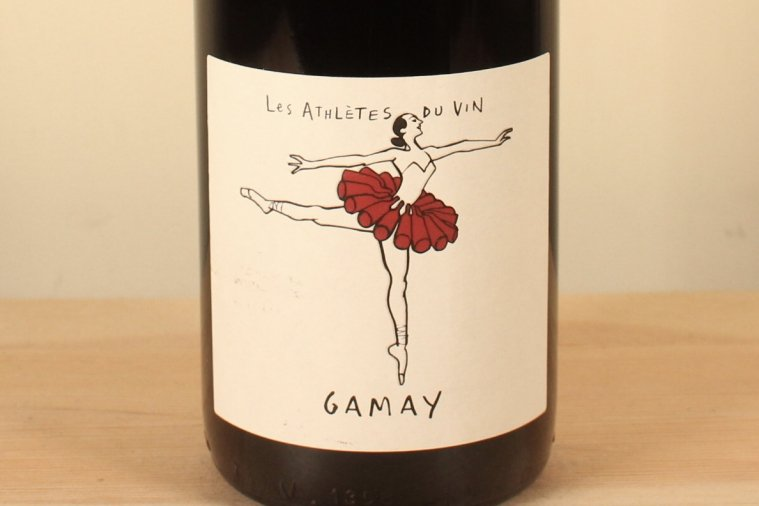 IGPデュ・ヴァル・ド・ロワール・ガメイ  IGP DU VAL DE LOIRE GAMAY 2019