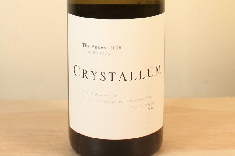 The Agnes Chardonnay ジ・アグネス・シャルドネ 2019
