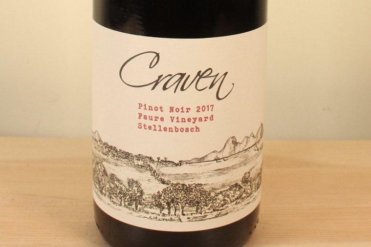 Pinot Noir Faure Vineyards JAN 6009803564348 ピノ・ノワール・フォール・ヴィンヤーズ 2017