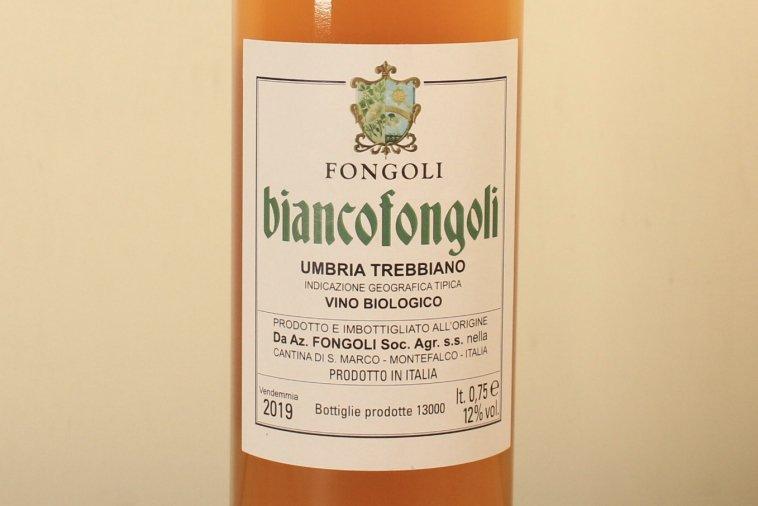 Bianco Fongoli IGT ビアンコ フォンゴリ 2018