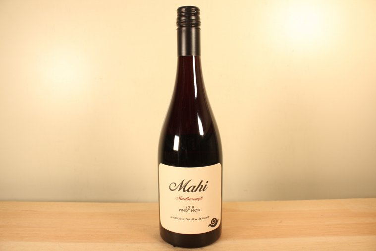 Mahi Marlborough Pinot Noir マヒ マールボロ ピノノワール 2018