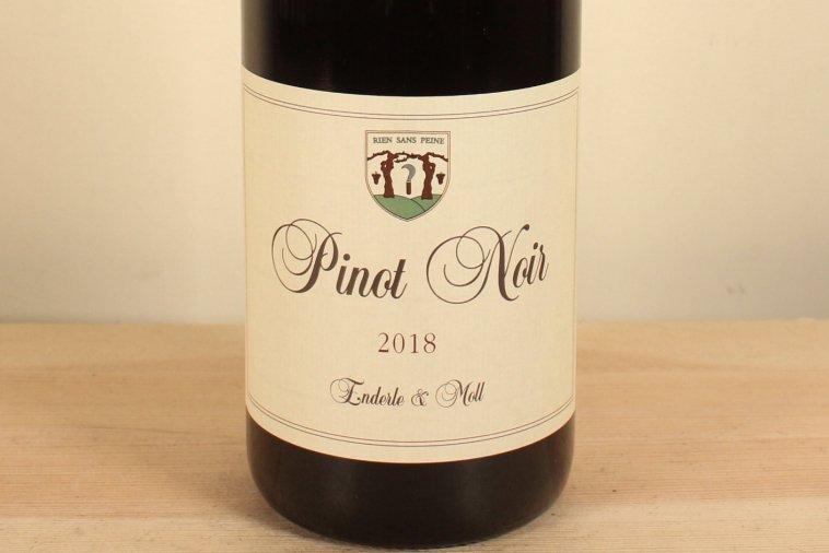 Pinot Noir – Basis ピノ・ノワール バーシス2018