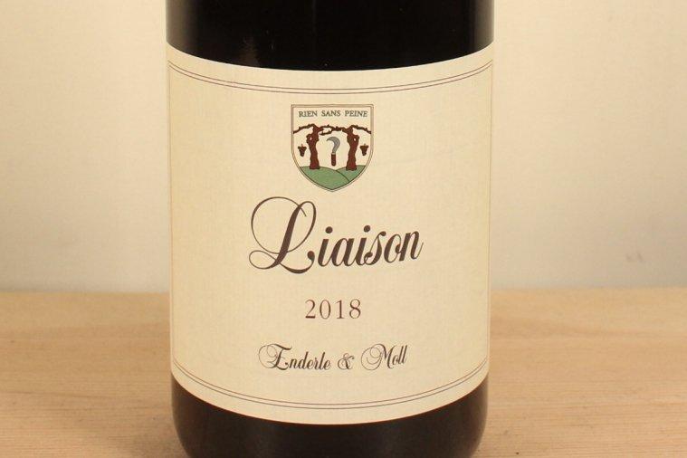 Pinot Noir – Liaison ピノ・ノワール リエゾン2018
