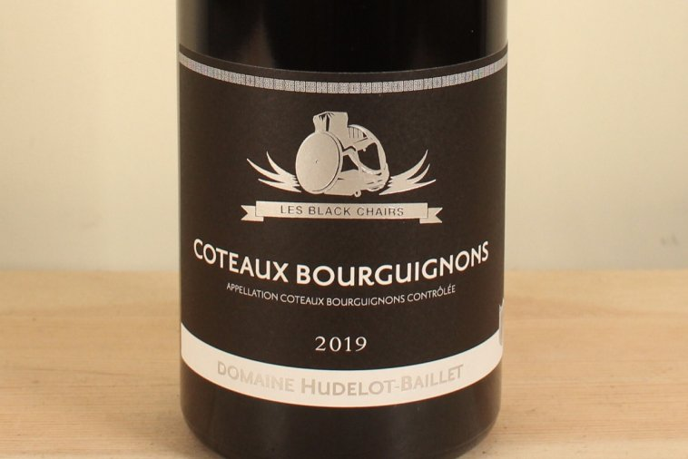 Coteaux Bourguignons Rouge Les Black Chairs