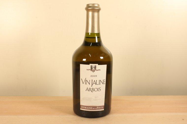 Arbois Vin Jaune Savagnin 2009 アルボワ・ヴァン・ジョーヌ 620ml