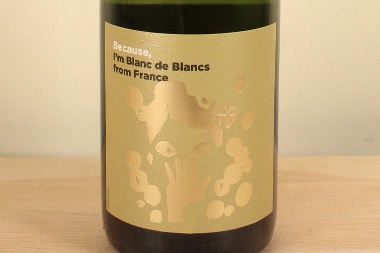 アイム ブラン・ド・ブラン フロム フランス NV