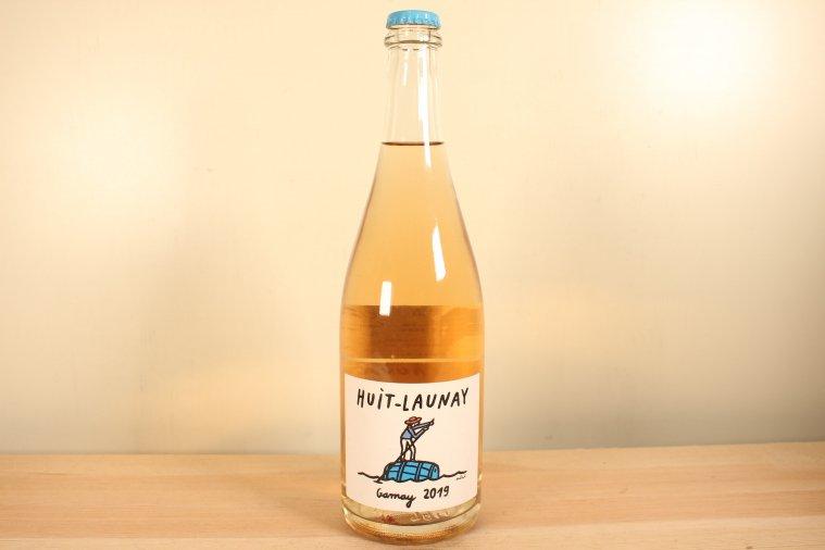 ガメイ・ロゼ ペット ナット GAMAY Rosé 2019 pétillant naturel