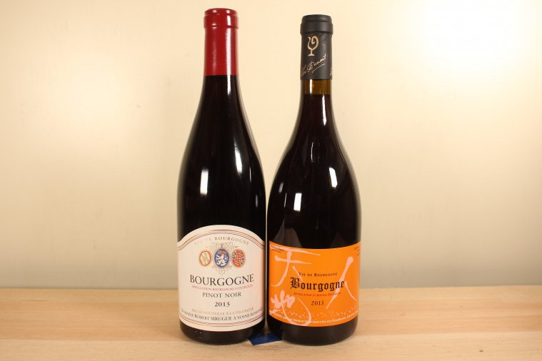 Bourgogne Rouge  ブルゴーニュ ルージュ 2013 特別セット