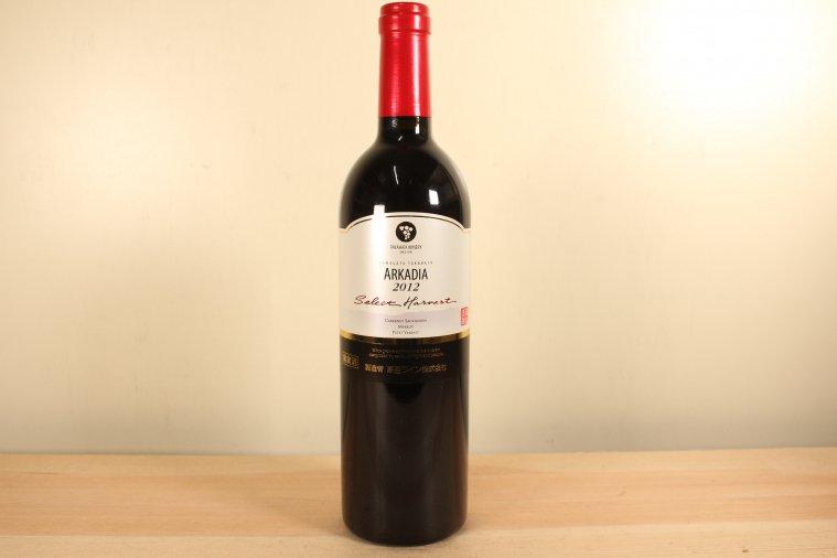高畠・月山トラヤ・月山ワイン  2012  特別3本セット